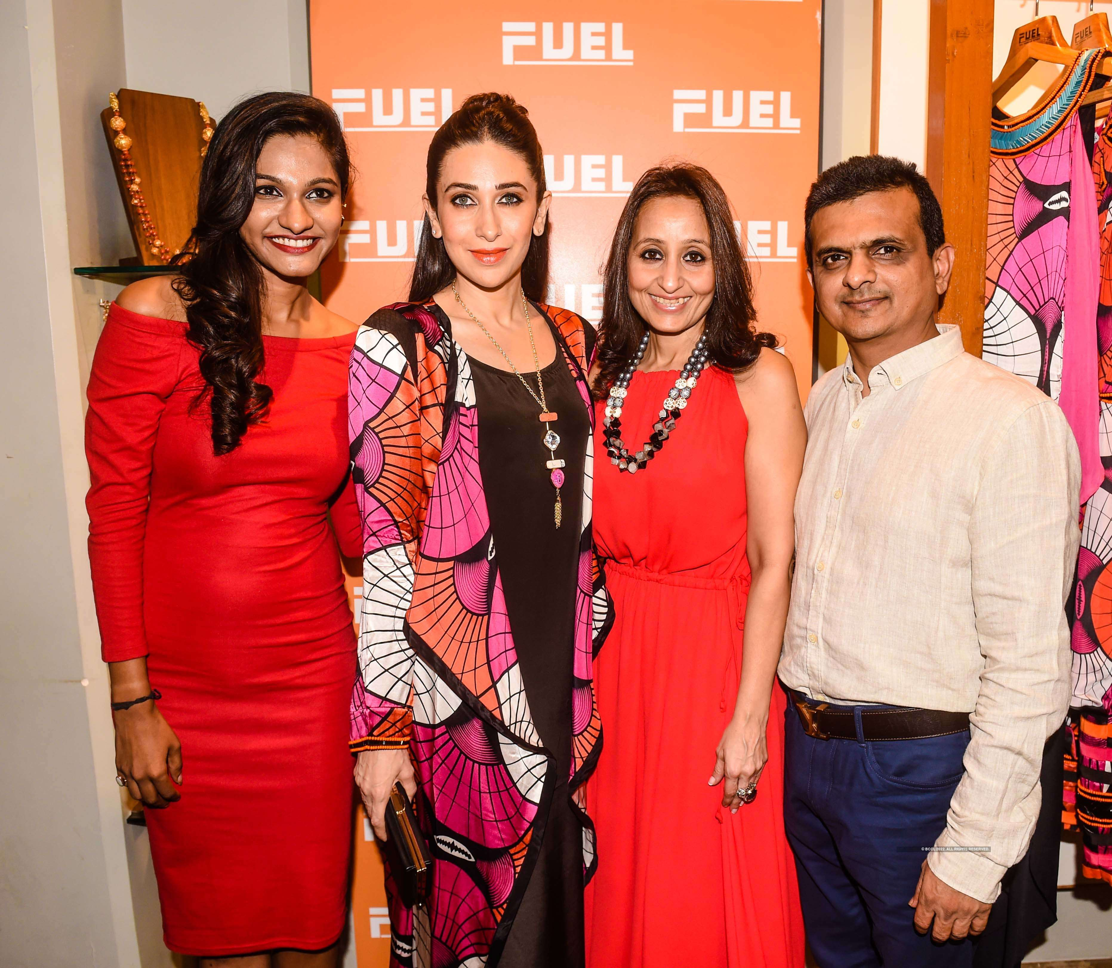 Fuel Spring Collection Launch