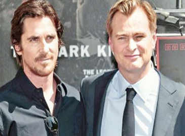 Christian Bale says he didn't quite nail Batman portrayal