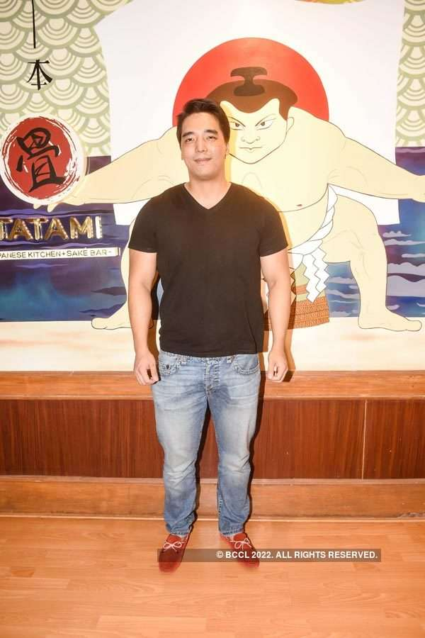 Celebs at Tatami launch
