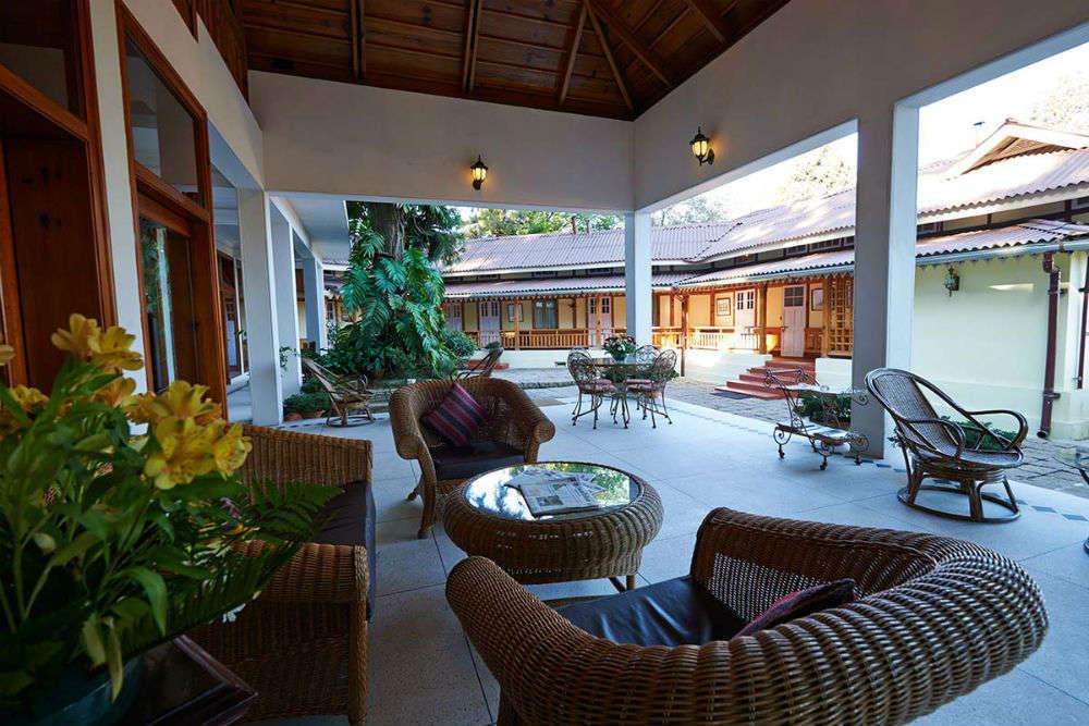 Café Shillong Heritage