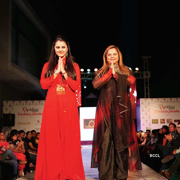 Femina Wedding Times Fashion Fiesta