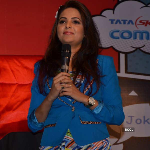 Tata Sky Comedy Channel: Launch
