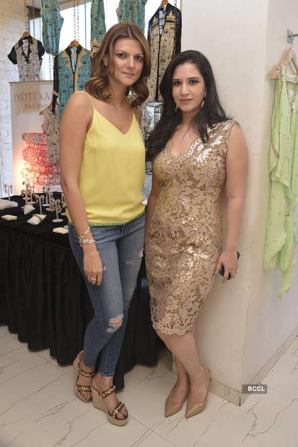 Jyoti Kapoor's Jewelry Launch