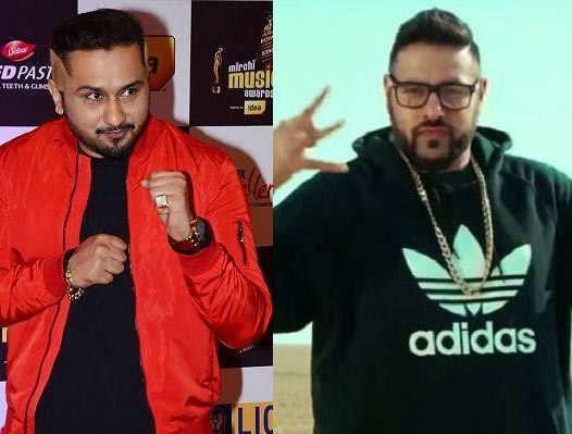 Yo Yo Honey Singh compares Badshah to a Nano