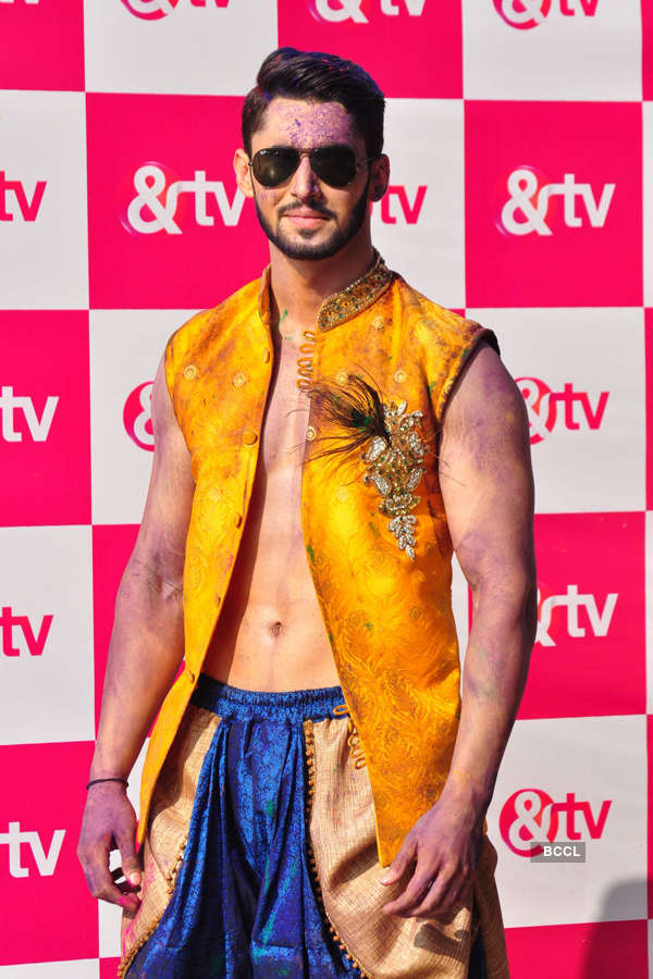 &TV's Holi Pre-Party