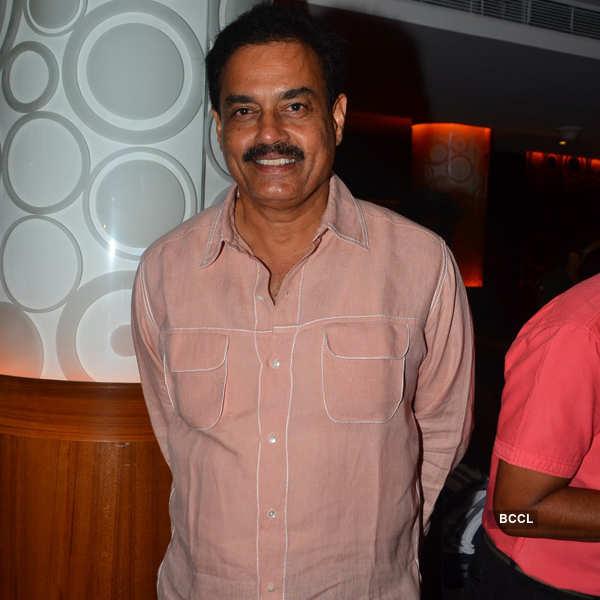 Sunil Gavaskar at Felicitation Function