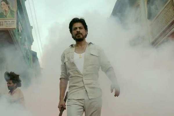 SRK-Raees