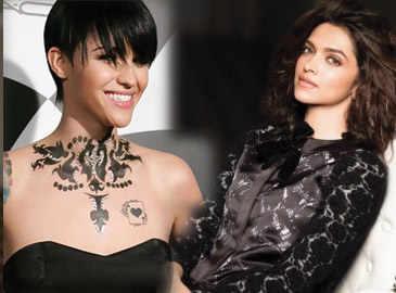 Ruby Rose calls Deepika Padukone a 'wonder woman'