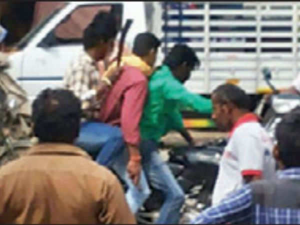 Man hacked to death at crowded bus stand in Tamil Nadu in alleged
