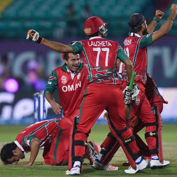 ICC T20: OMA vs IRE