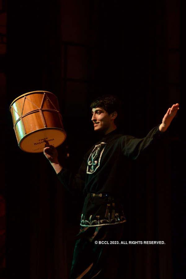 Rhythms of Caucasus @ ICCR