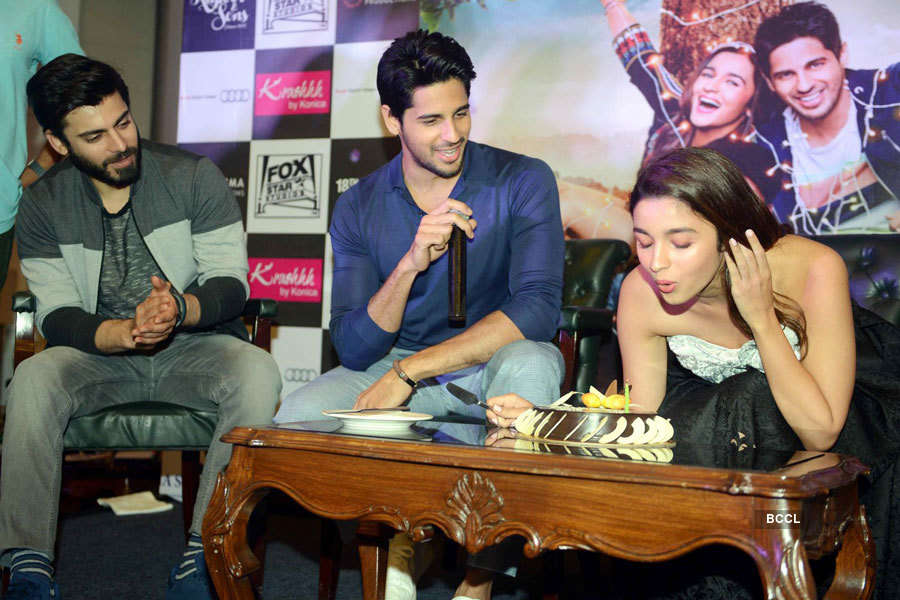 Kapoor & Sons Promotions
