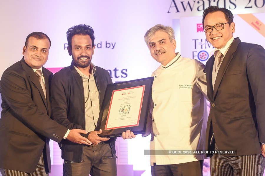 Times Food Guide Awards '16 - Mumbai: Winners