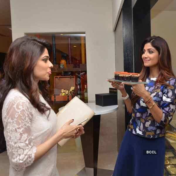 Celebs at Akanksha's Store Launch