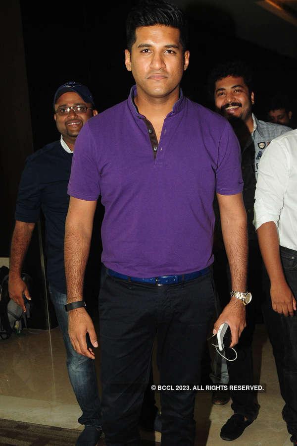 Celebrity Cricket Club: Press Meet