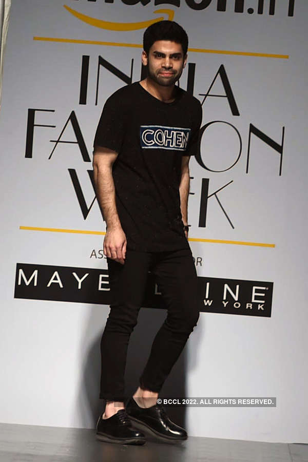 AIFW AW '16: Day 2: Dhruv Kapoor