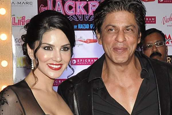 Sunny Leone to share screen space with Shah Rukh Khan?