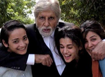 Check out: Amitabh Bachchan on the sets of 'Pink'