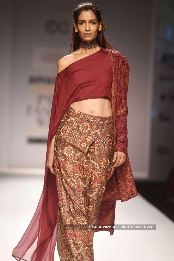 AIFW AW '16: Day 3: Shruti Sancheti