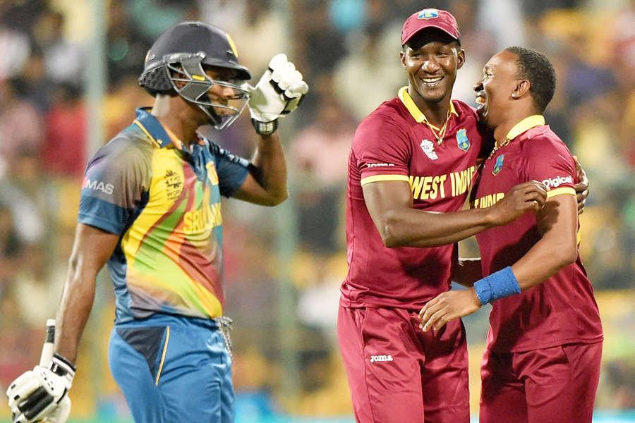ICC T20: WI vs SL
