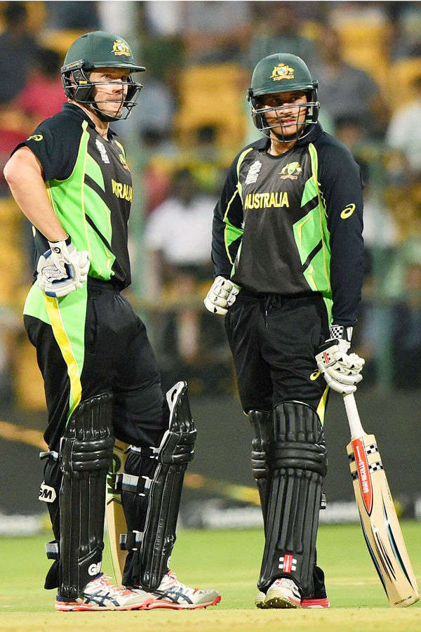 ICC T20: AUS vs BAN
