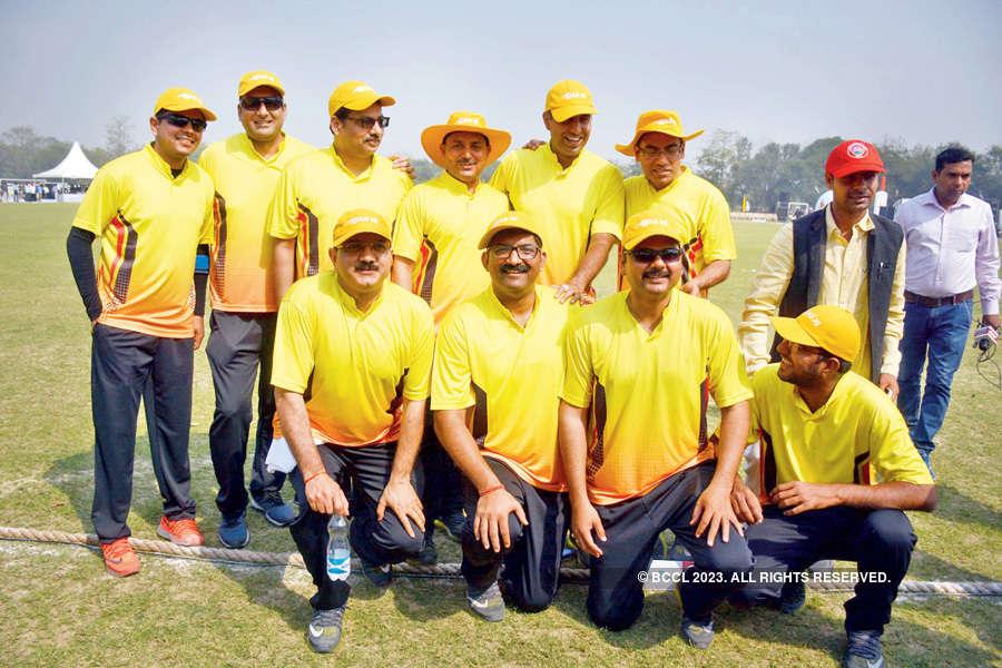 CM XI vs UP IAS Officers Association XI
