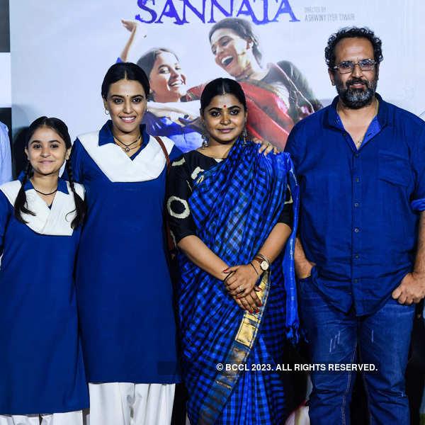 Nil Battey Sannata: Trailer Launch