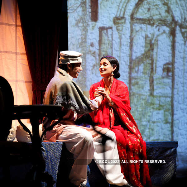 Gauhar: A Play