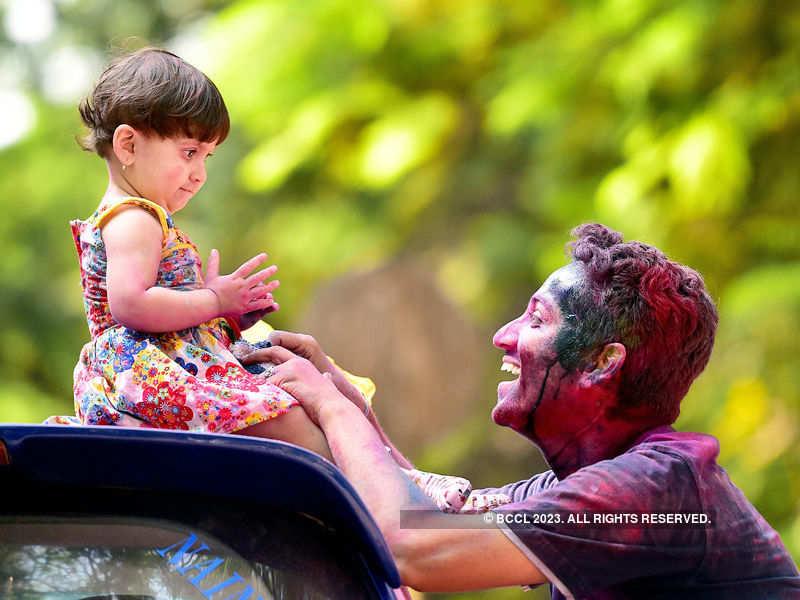 Nation celebrates Holi with fervor