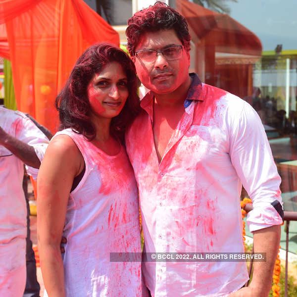Vineet Jain's Holi Party '16 - 3
