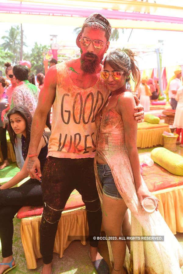 Vineet Jain's Holi Party '16 - 4