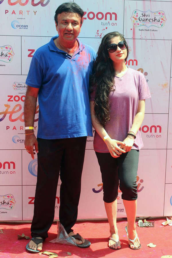 Zoom Holi Party 2016