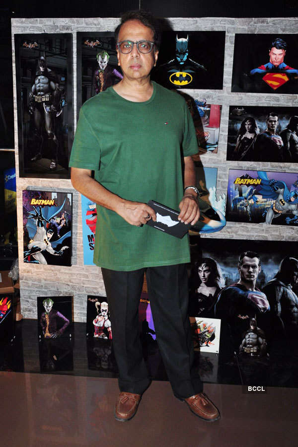 Batman vs Superman: Screening