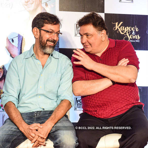 Kapoor & Sons: Press Meet