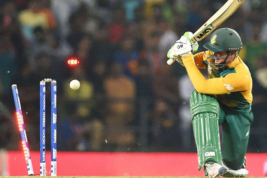 ICC T20: WI vs SA