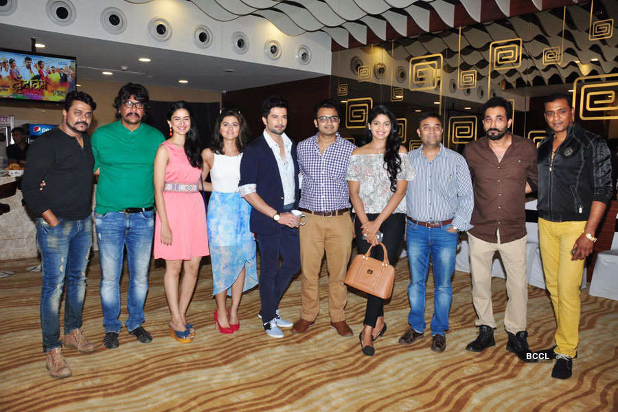 Vrundavan: Success Party