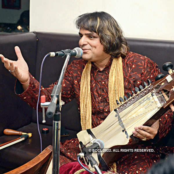 Kamal Sabri's musical performance