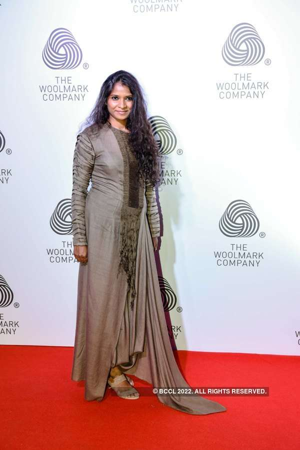 Celebs at Woolmark Company Fashion Showcase