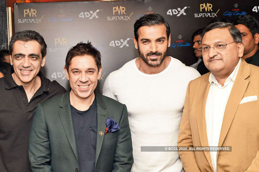 Celebs @ PVR multiplex launch