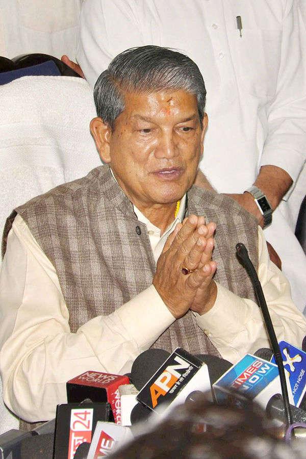 Uttarakhand high court stays floor test