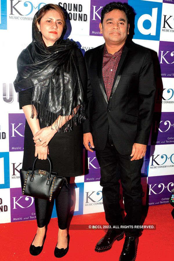 AR Rahman @ Musical event
