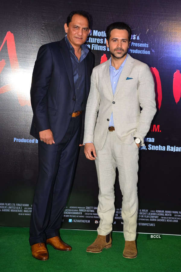 Azhar: Trailer launch