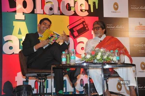 Mayank Shekhar's Book Launch