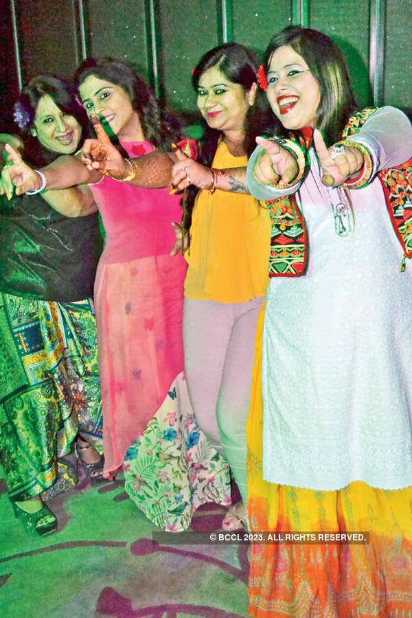Kanchan Gupta's party