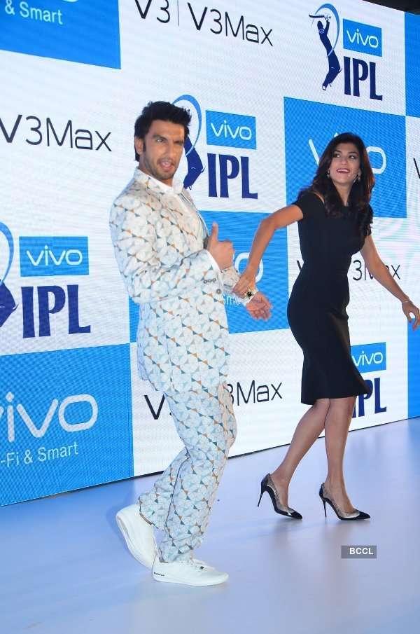 Ranveer Singh launches Vivo