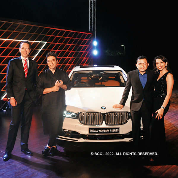 BMW 7 Series: Launch