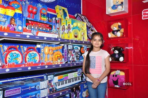 Ruhanika Dhawan launches toy store