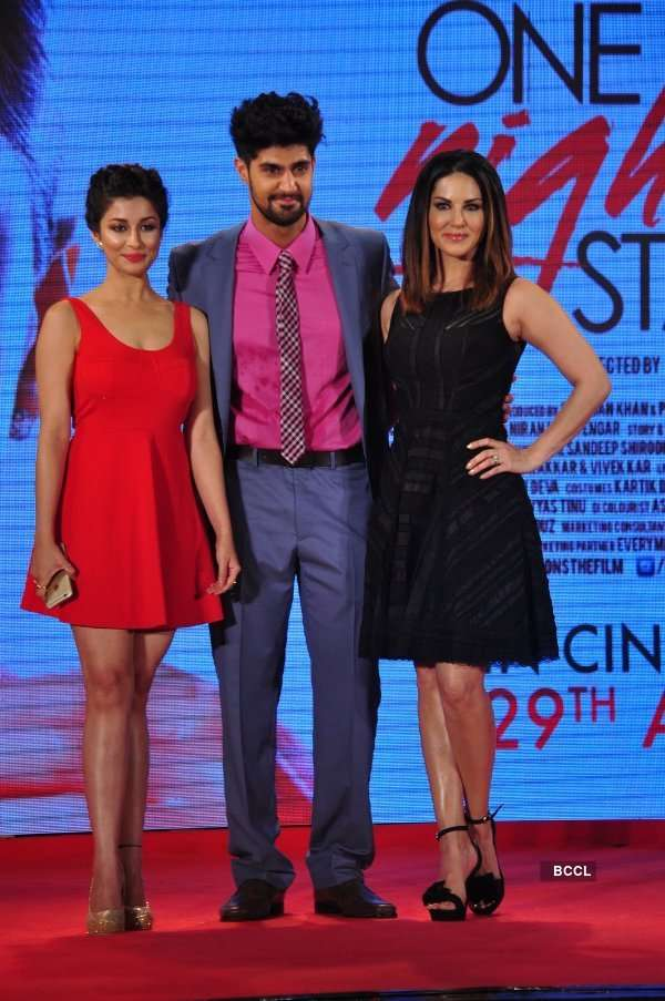 One Night Stand: Trailer Launch