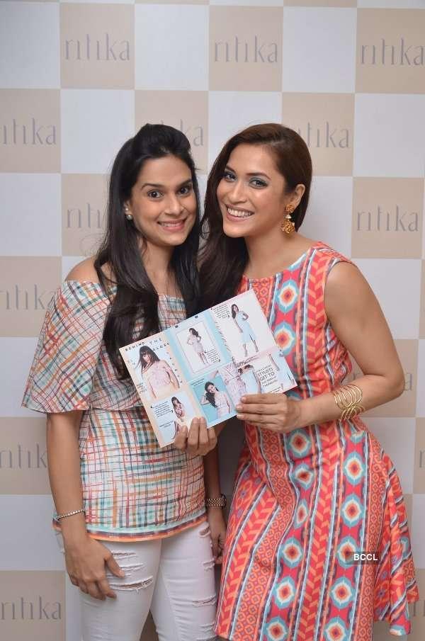 Celebs at Ritika's Fashion Preview