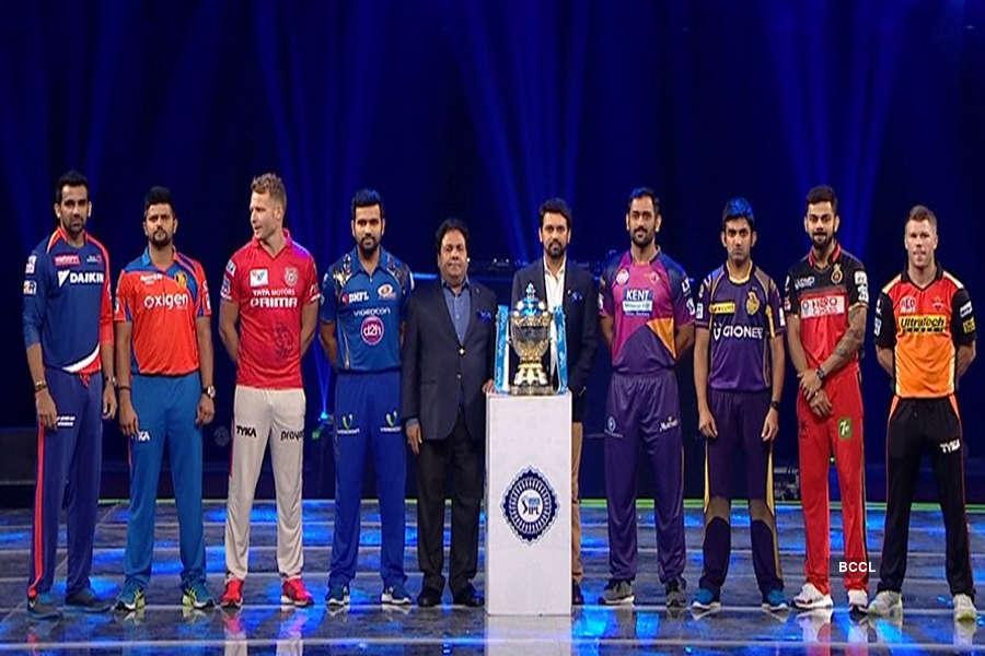 IPL 2016: Gala Night